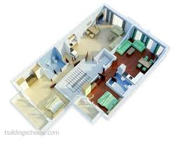 Cute Pad  D House Plans  Floor Plans Pinterest D House - Studio apartment floor plans 3d