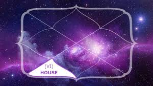 Sixth House Of The Birth Chart