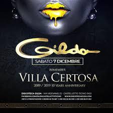 VILLA CERTOSA - Home