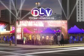 Downtown Las Vegas Events Center Fremont Street Experience