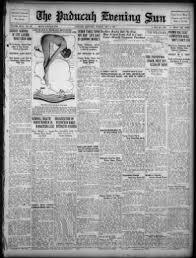 The Paducah Sun-Democrat from Paducah, Kentucky on May 3, 1920 · 1