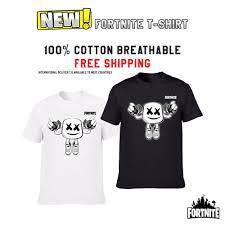 Fortnite Marshmello T Shirt Limited Edition Fortnite