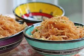 sweet and golden vermicelli noodles halawat sha riyya