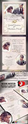 Wedding Invitation Psdkeys