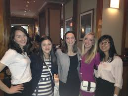 hello d c hannah bentz lcws students crashed the eisenhower institute s gettysburg college alumni networking dinner we learned how important it is to foster professional and