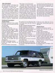 Car Brochures - 1989 Chevrolet and GMC Truck Brochures / 1989 ...