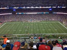 Gillette Stadium Section 308 Row 11 Seat 19 New England
