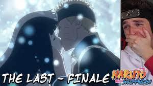 NARUTO AND HINATA'S FIRST KISS! | REACTION to
