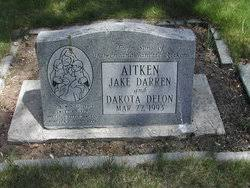 Jake Darren Aitken (1993-1993) - Find A Grave Memorial