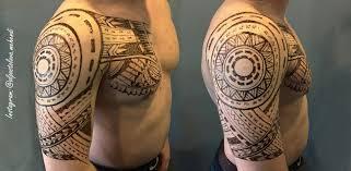 временная татуировка хной в москве в салоне Blacksmith Tattoo