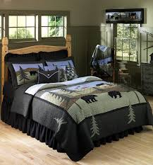 Northwoods Quilt Collection: Cabin Place & Bear Lake Quilts - FREE Gift Card with Purchase Adamdwight.com