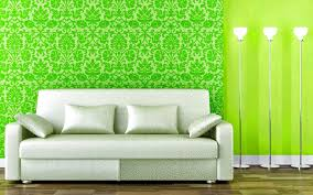 living room fresh green wall texture paint designs for