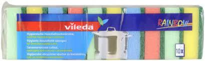 <b>Губка</b> для посуды <b>Vileda Rainbow радуга</b> 10 шт купить в интернет ...