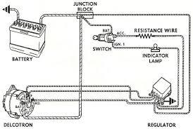 alternator wiring diagrams and information brianesser regarding 1978 Ford Voltage Regulator Wiring Diagram at 4 Wire Voltage Regulator Wiring Diagram