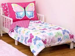 carter s 4 pc toddler girls bedding set
