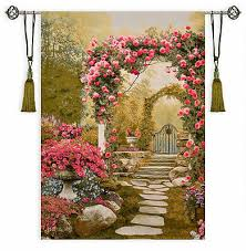 large tapestry wall hanging 77 x54