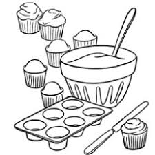 Small Picture Cupcake Printable Coloring Pages Cupcake Coloring Pages To Print