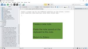 How To Use Zotero With Scrivener Tubarks The Musings Of Stan Skrabut