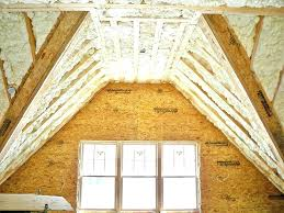 spray foam insulation cost. Spray Foam Insulation Ceiling Soundproofing Apartment Cost