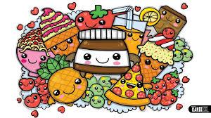 cute food wallpaper. Contemporary Wallpaper 1920x1080 Cute Kawaii Food Wallpaper 57 Images Inside O