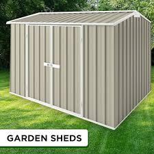 garden sheds garages carports aviaries australia wide sheds
