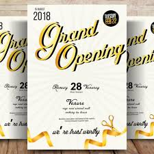 Now Open Flyer Template Business Grand Opening Flyer Template For Free Download On
