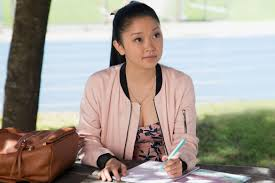 Lana condor portrays lara jean song covey in the upcoming to all the boys i've loved before the condor family moved around the u.s. Lana Condor Goodbye Message To To All The Boys Hypebae