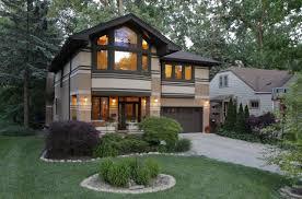 Praire Style Homes   EurHomedesign    Praire Style Homes Beautiful Modern Prairie Style Home