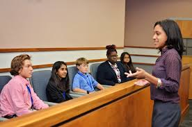 Discipline roles teen court gives