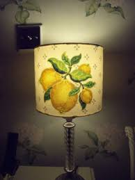 Light Handmade Drum Lampshade Laura Ashley Lemon Grove vintage fabric 20cm  Home, Furniture & DIY omnitel.com.na
