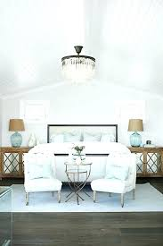 small bedroom crystal chandeliers alluring french country chandelier master modern lighting smoky