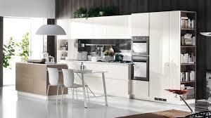 Shiny White Kitchen Cabinets Wonderful Modern Kitchen Design In 2016 2716 Baytownkitchen