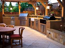 Building An Outdoor Kitchen The Real Costs Of Building An Outdoor Kitchen House And Garden