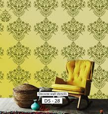 Small Picture Online Shopping India Shop Online for Wall Stencils wall