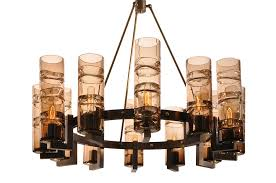 wine cellar chandelier