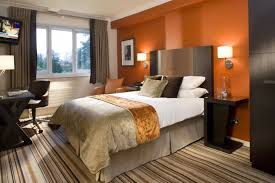 paint color ideas for bedroombedroom paint color ideas  A Red And Glossy Bedroom Paint Color