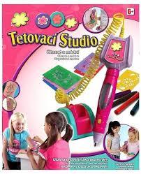 Mac Toys Tetovací Studio Kreativní Sada Alzacz