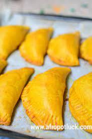 jamaican meat pie or jamaican beef
