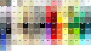 colors to paint an office. Color Selection Grid Colors To Paint An Office