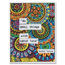 Inspirational Collages Buy Mandala Quote Collages Pack Of 24 At S S Worldwide