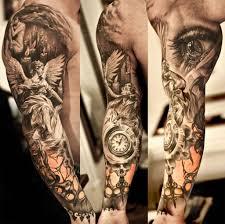 реалистичные 3d татуировки Niblerru мой маленький уютный уголок