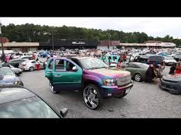 Whipaddict Stuntworld Block Party Custom Cars Big Rims Atlanta