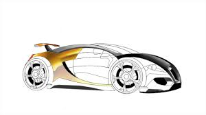 The cars were known for their design beauty and for their many race victories. Dibujando Un Bugatti Veyron Youtube