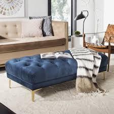 blue velvet bench. Save Blue Velvet Bench N