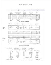 Interpreting An Engineering Drawing Calculate Th Chegg Com
