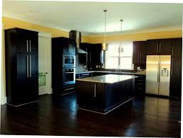 dark wood floor kitchen. Black Kitchen Cabinets Wood Floor Furniture Info Dark