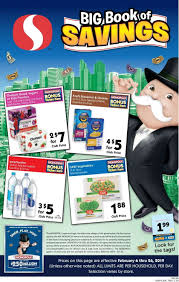 The Flyer Ads Current Safeway Flyer 02 06 2019 02 26 2019 Weekly Ads Us