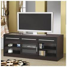 """Pignalle 60"""" TV Stand with Power Drawer Valet in Cappucino ..."""
