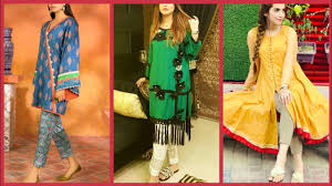 Lelan Suit Design 2018 Very Elegant And Stylish Designer Winter Dress Designs Ideas For Girls 2019 2020