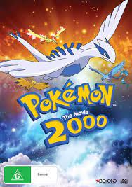 Pokemon: Movie 2 The Power of One (limited Edition), DVD